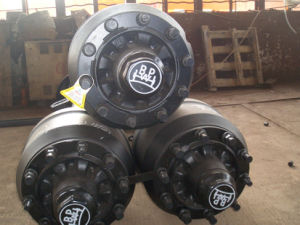 13 Tons Germany Imported BPW Axle pictures & photos