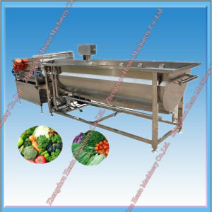 Experienced Commercial Electric Automatic Fruit Vegetable Cleaner pictures & photos