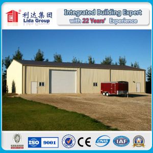Steel Structure Metal Barns pictures & photos