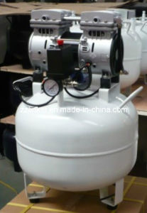 Dental Oilless Air Compressor 32L (LK-B21) pictures & photos
