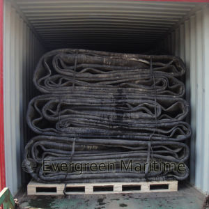 Marine Airbags for Ship Launching, Ship Launching Marine Rubber Air Bag for Ship′ S Haul out and Drydock, Salvage and Flotate pictures & photos