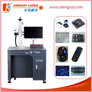 Semiconductor Laser Marking/Engraving Machine with Plastic Keys