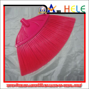 Fan Shape Ceiling Cleaning Brush Broom with Long Bristles pictures & photos