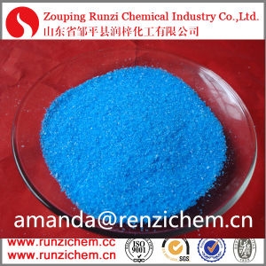 Metal Plating Use Copper Sulphate Pentahydrate pictures & photos