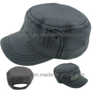 Comfortable Cotton Fabric Military Work Cap Hat (TMM000489-1) pictures & photos