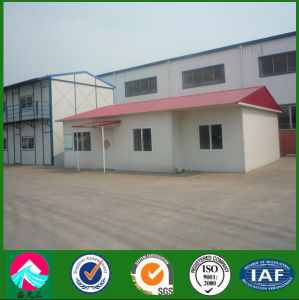 China Manufacturers Small Steel Construction Building Prefabricated House pictures & photos