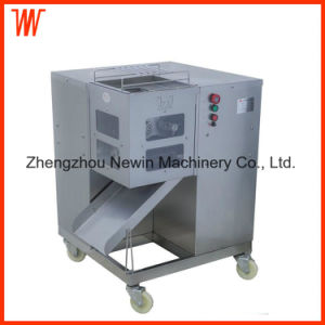 Floor Type 800kg/H Butcher Meat Cutting Machine pictures & photos