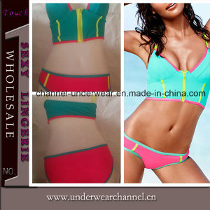 2015 Newest Hot Sale Swimsuit Lady Sexy Bikini pictures & photos