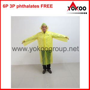 Disposable Raincoat for Promotional (YB-51407)