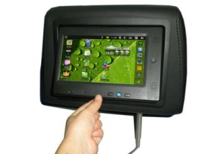 Tablet PC with HD Android Mod System for Bus Entertainment pictures & photos