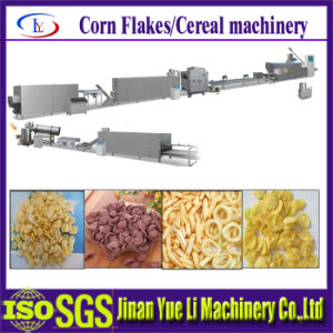 Corn Flakes Breakfast Cereal Making Machine/Processing Line