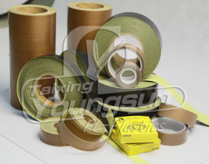 Heat Resistance PTFE Adhesive Tape pictures & photos