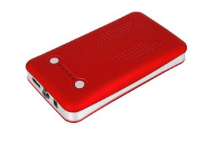 Red Power Bank for iPhone