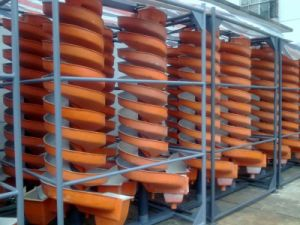 Benefication Spiral Chute (5LL-400)