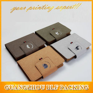 Wholesale Custom Paper Mini Notebook (BLF-F060) pictures & photos