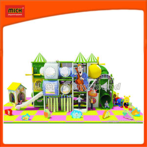Kids Customized Soft Indoor Naughty Castle Playground pictures & photos
