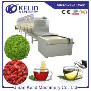 High Quality New Condition Conveyor Microwave Oven pictures & photos