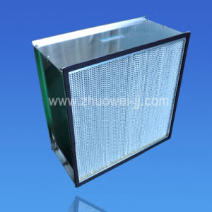 Gi Frame Separator HEPA Filter pictures & photos