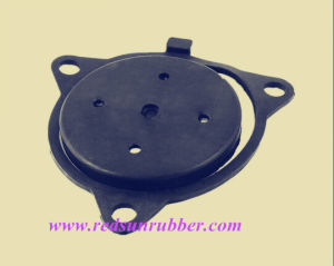 Customized Automotive Rubber Spare Parts