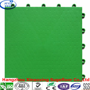 Non Toxic All-Weather Interlocking Sports Flooring Mats pictures & photos