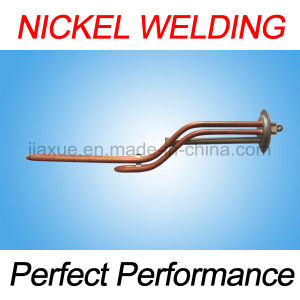 High Quality Nickel Welding Electric Water Heating Tube Copper/Stainless Steel Jx-Mr026
