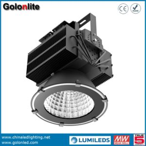Port Wharf Tower Square Stadium Outdoor Floodlight 300W 400W 500W LED High Mast Light pictures & photos