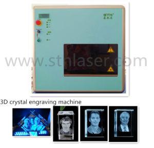 3D Laser Crystal Engraving Machine (STNDP-801AB3)