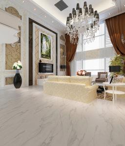 3D Inkjet Glazed Ceramic White Floor Porcelain Tile (HP67106)