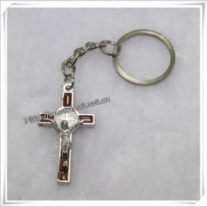 Religious Metal Key Chain, Metal Key Chain, Jewelry (IO-ck085) pictures & photos