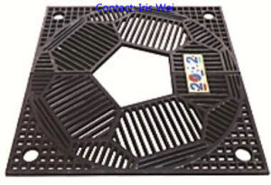 Gray Iron Square Tree Grate 1200mm pictures & photos