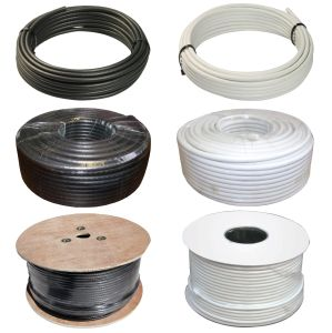 RG6 Coaxial Cable Lszh Jacket Bulk Coax Cable pictures & photos