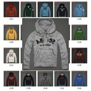 Casual Dust Coat Windbreaker Hoody Jacket Stylish pictures & photos