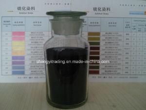 Sulphur/Sulfur Blue Bbf 360% Blue Dyestuff13 Textile Dyes