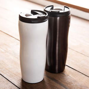 Double Walls Coffee Tumbler 450ml pictures & photos