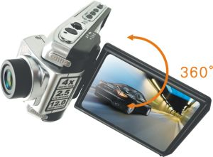 Full HD Car DVR DVR Recorder, HDMI Output, TV Output with Russian ,Korea Language F900LHD F900HD (FLY-DVR-F900HD)