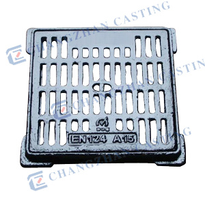 Drain Cast Iron Grating En124 pictures & photos