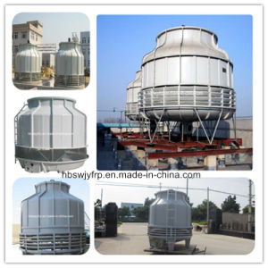 Certified Counter Flow Cross Flow Water Cooling Tower pictures & photos