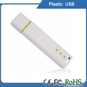Customed Plastic USB Flash Driver pictures & photos