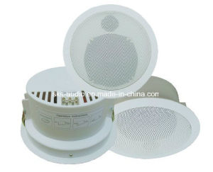 Indoor Full Range Ceiling Speaker with Divider pictures & photos