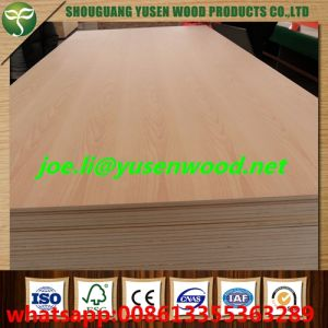 18mm Poplar Core 11 Layers Furniture Use Okoume Plywood pictures & photos