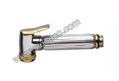 Single Way Zinc Shattaf Shower Sprayer Water Tap Faucets pictures & photos
