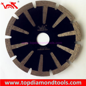 Segmented Diamond Concave Saw Blade pictures & photos
