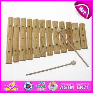 2014 New Kids Wooden Xylophone Toy, Popular Children Wooden Xylophone Toy and Hot Sale Baby Wooden Xylophone Wj276410 pictures & photos