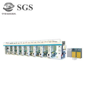 6color &8color Automatic Gravure Printing Machine pictures & photos