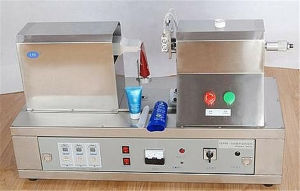 Semi Automatic Tube Filler and Sealer for Toothpaste Cream pictures & photos