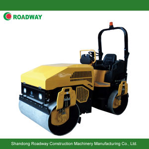 3ton Vibratory Hydraulic Road Roller pictures & photos