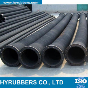 Flexible 10 Inch Suction Hose with High Quality Suction Rubber Hose pictures & photos