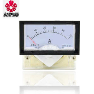 85c17-a Series High Quality Analog Panel Ammeter pictures & photos