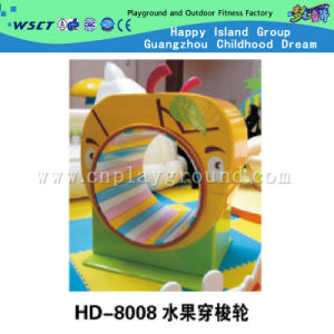 Children Favourite Fruit Shuttle Indoor Playground for Daycare Center (HD-8008) pictures & photos