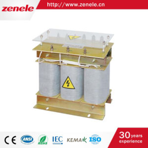 Sg 400V to 220V Three Phase Step Down Isolation Transformer pictures & photos